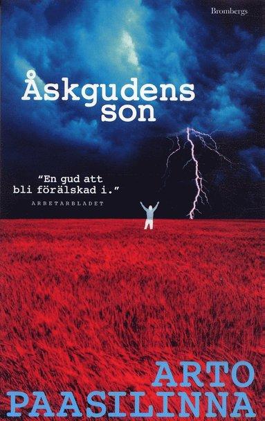 bokomslag Åskgudens son