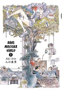 bokomslag Rans magiska värld 1