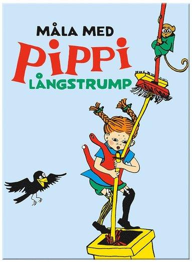 bokomslag Måla med Pippi