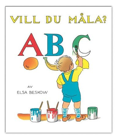 bokomslag Vill du måla? ABC