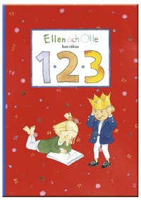 bokomslag Ellen och Olle kan räkna 123