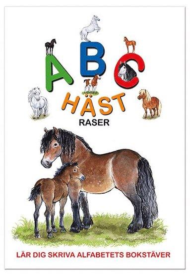 bokomslag ABC Hästraser
