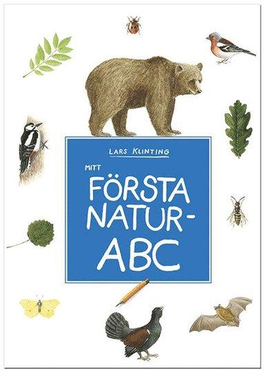 bokomslag Mitt första natur ABC