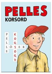 bokomslag Pelle löser korsord