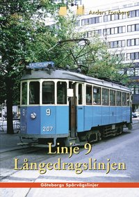 bokomslag Linje 9 Långedragslinjen