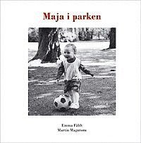 bokomslag Maja i parken