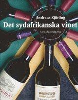 bokomslag Det sydafrikanska vinet