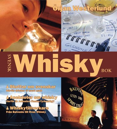 bokomslag Svensk Whiskybok