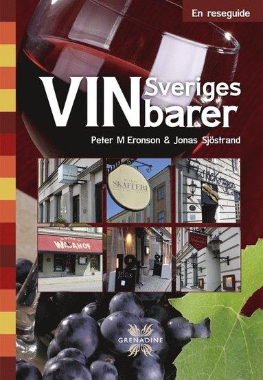 bokomslag Sveriges vinbarer