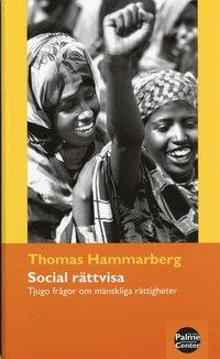 bokomslag Social rättvisa : tjugo frågor om mänskliga rättigheter
