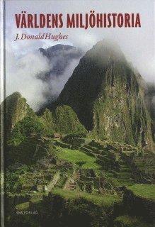 bokomslag Världens miljöhistoria