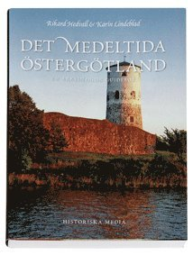 bokomslag Det medeltida Östergötland : en arkeologisk guidebok