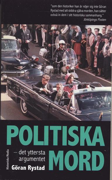bokomslag Politiska mord