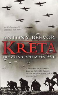 bokomslag Kreta : Erövring och motstånd