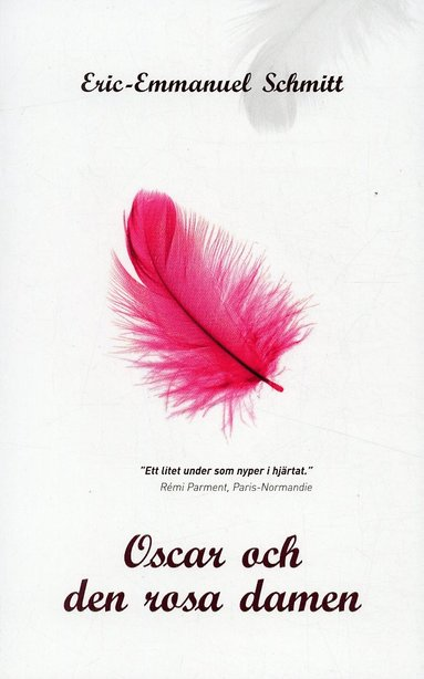 bokomslag Oscar och den rosa damen