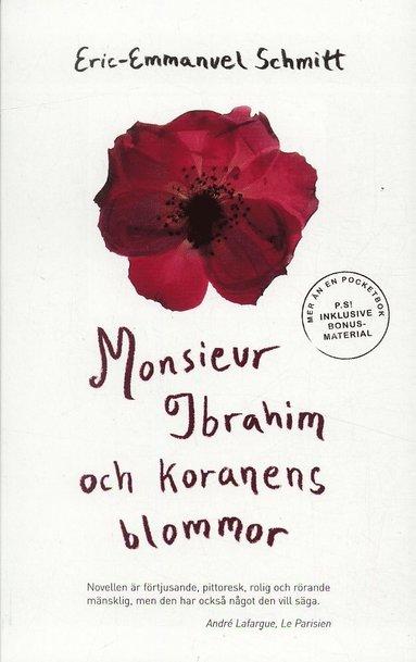 bokomslag Monsieur Ibrahim och Koranens blommor