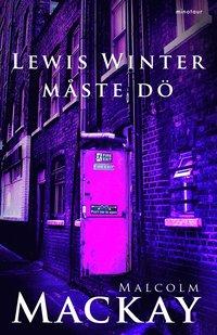 bokomslag Lewis Winter måste dö