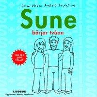 bokomslag Sune börjar tvåan