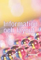 bokomslag Information och layout