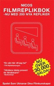 bokomslag Nicos filmreplikbok - nu med 200 nya repliker