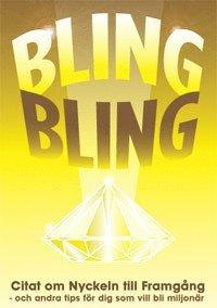 bokomslag Bling Bling