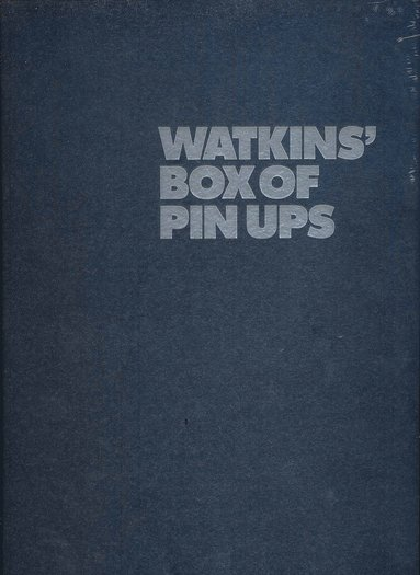 bokomslag Watkins' Box of Pin Ups. No 1
