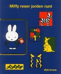 bokomslag Miffy reser jorden runt