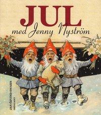 bokomslag Jul med Jenny Nyström