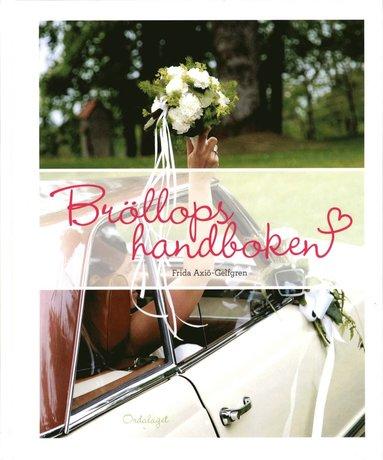 bokomslag Bröllopshandboken