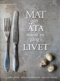 bokomslag Mat att äta minst en gång i livet