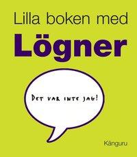 bokomslag Lilla boken med lögner