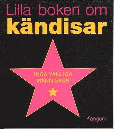 bokomslag Lilla boken om kändisar