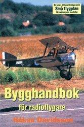 bokomslag Bygghandbok för radioflygare