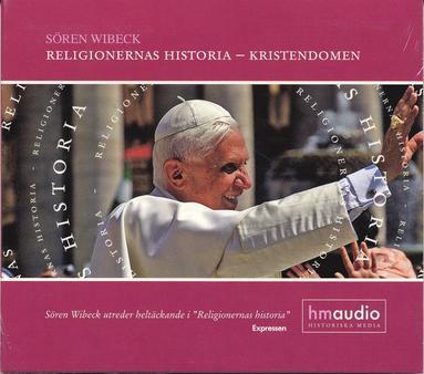 bokomslag Religionernas historia : kristendomen