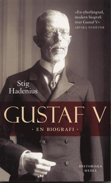 bokomslag Gustaf V : en biografi