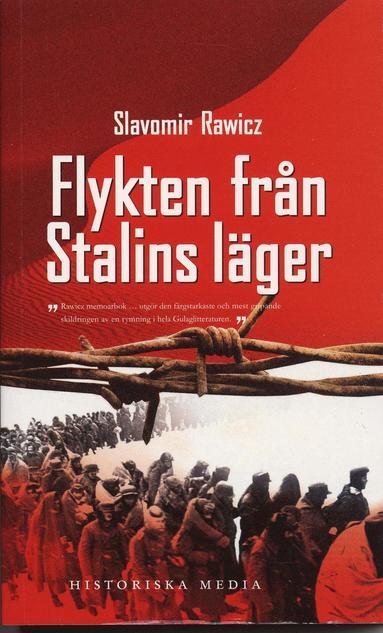bokomslag Flykten från Stalins läger