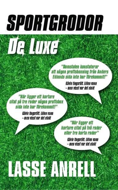 bokomslag Sportgrodor DeLuxe