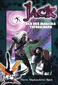 bokomslag Jack och den magiska tatueringen