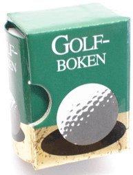 bokomslag Golfboken (Juveler)