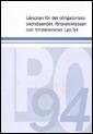 bokomslag Läroplan för det obligatoriska skolväsendet, förskoleklassen och fritidshemmet Lpo 94