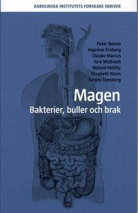 bokomslag Magen : bakterier, buller och brak