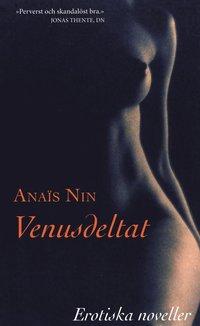 bokomslag Venusdeltat : erotiska noveller