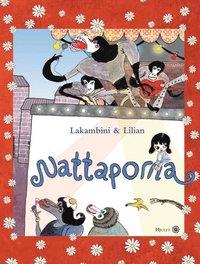 bokomslag Nattaporna