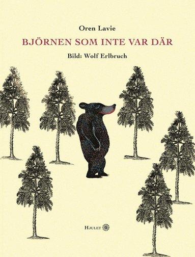bokomslag Björnen som inte var där