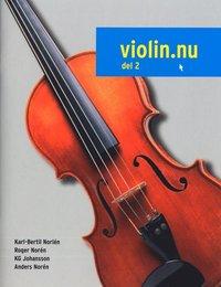 bokomslag Violin.nu 2