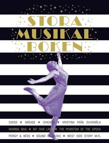 bokomslag Stora Musikalboken