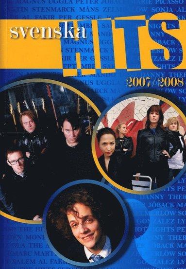bokomslag Svenska Hits 2007/2008