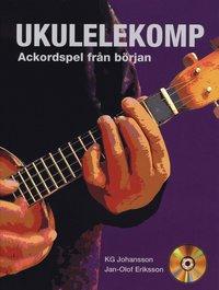 bokomslag Ukulelekomp : akordspel från början - inkl CD