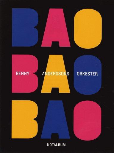 bokomslag Benny Anderssons orkester. Notalbum