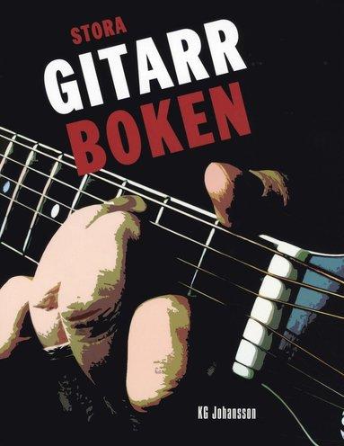 bokomslag Stora gitarrboken